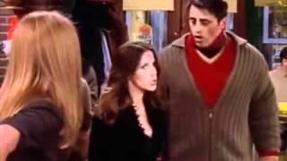 مسلسل Friends رايتشل وحبيبة جوي ..