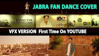Jabra Fan Dance Video | Vfx Version | Shahrukh khan | sahil wisdom | Fan Returns