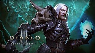♥ Diablo 3 (Live Stream) - Pet Necromancer Rifting