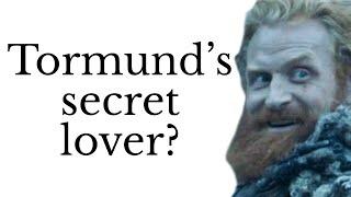 """Husband to Bears"": who is Tormund's secret lover?"
