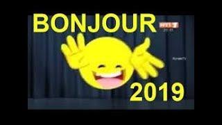 BONJOUR 2019 - VIDEO COMPLETE