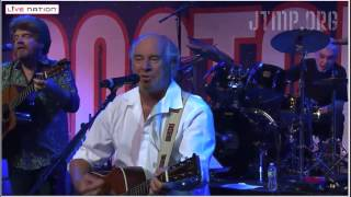 """Boston Strong - Jimmy Buffett & JT - """"Mexico"""" """"Changes in Latitudes"""" - LIVE"""