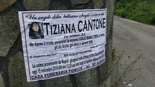 """Tiziana Cantone, parla l'amica: """"Era fragile e sensibile, indotta a fare quello che ha fatto"""""""