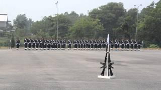 Majlis Perbarisan Tamat Latihan Kursus Asas Polis Bantuan Siri 1/2014