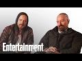 Breaking Bad: Bryan Cranston & Aaron Paul Talk Series Ending | Entertainment Weekly