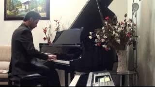 مسعود موسی کاظمی پیانو امشب شب مهتابه