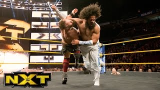 No Way Jose vs. Eric Young: WWE NXT, Nov. 30, 2016