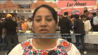 Festival kuliner Meksiko - NET12