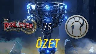KT Rolster ( KT ) vs Invictus Gaming ( IG ) 4. Maç Özeti | Worlds 2018 Çeyrek Final