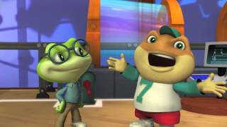 LEAPFROG LETTER FACTORY ADVENTURES: THE LETTER MACHINE RESCUE TEAM Offical Trailer