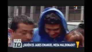 ¿Quién es Jabes Emanuel Meda Maldonado?