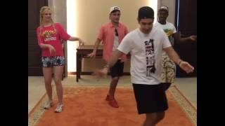 آموزش رقص ایرانی توسط دکتر آرش استیلاف عزیز