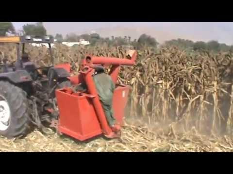 Cosechadora De Maiz Jumil M360G en Lima Perú