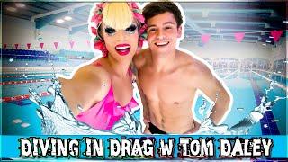 Diving in Drag w/ Tom Daley