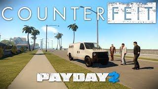 PAYDAY 2 : Sol, playa, policías ... y muchachas en bikini
