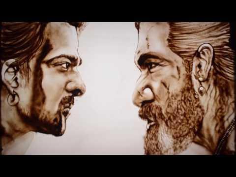 Xxx Mp4 Original Baahubali 2 The Conclusion New Trailer Sand Art Sarvam Patel Sand Artist India 3gp Sex