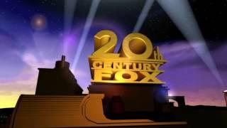 20th Century Fox (1994) Logo Remake (Fox Interactive Style)