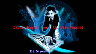 David Joseph - Live it Up (Nite People).wmv
