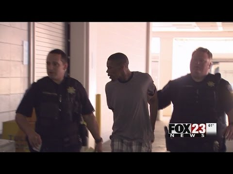 VIDEO: Police confirm south Tulsa strangling suspect was suspected in other murders