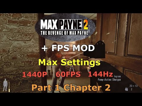 Xxx Mp4 Max Payne 2 The Revenge Of Max Payne With FPS MOD Part1 Chapter2 Max Settings 1440P 60FPS 3gp Sex