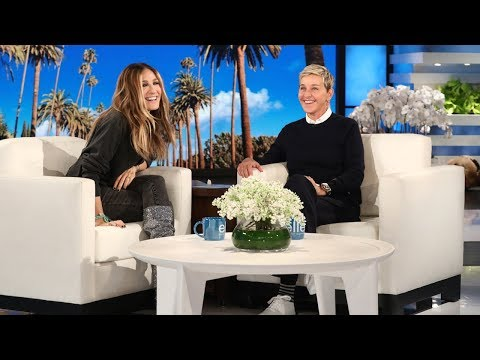 Xxx Mp4 Sarah Jessica Parker Wants Ellen To Play Samantha In The Sex And The City Movie 3gp Sex