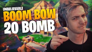 The Ultimate Boom Bow Experience | 20 Elims