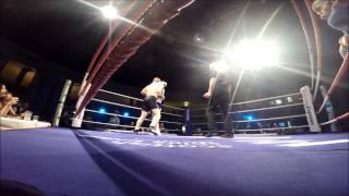 Mike cowperthwaite @ SK Boxing gala Charity Event