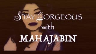 Glam Party Makeup | Look #01 | Stay Gorgeous with Mahajabin | Episode #01