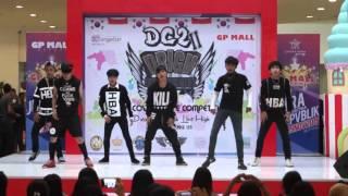 291115 D O N T DC (BTS Cover) GP Mall (BTC City)