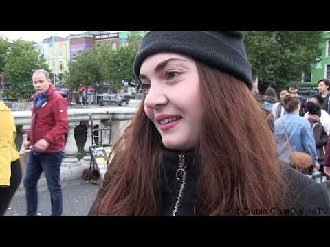 Irish Fears Immigrants & immigration in Ireland 2018. Interviews on streets of Dublin.