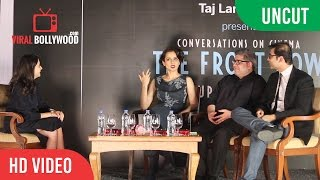 ' The Front Row  ' | Anupama Chopra | Kangana Ranaut | Rajeev Masand | Arunabh Kumar