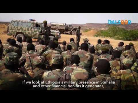 Dalsoor TV & Dhaqaalaha Gumaysiga Itoobiya uu Magaca Somaliya Kuhelay.