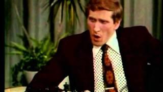 Bobby Fischer Meets Bob Hope -- Hilarious!