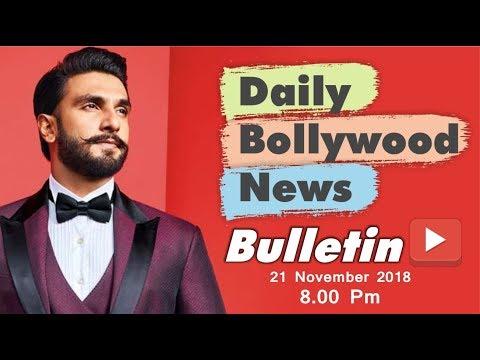 Xxx Mp4 Bollywood News In Hindi Bollywood News In Hindi Today Ranveer Singh 21 November 2018 800 PM 3gp Sex