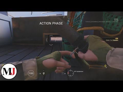 Xxx Mp4 Ela Drone Hole Trick Rainbow Six Siege Operation Blood Orchid 3gp Sex