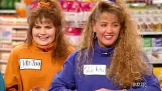 Supermarket Sweep - Shelly & Rodney vs. Sherril & Matt vs. Sherri & Christina (1991)