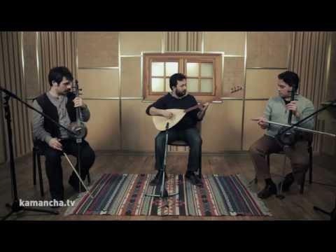 BOZLAK& SEGAH& CHARGAH Trio live performance