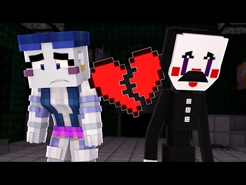 PUPPET LOSES BALLORA!? Minecraft FNAF Sister Location Roleplay (S1E1)