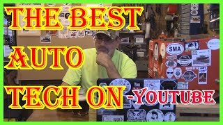 (177) THE BEST AUTO TECH ON YOUTUBE  -  ROBINSONSAUTO CHANNEL REVIEW