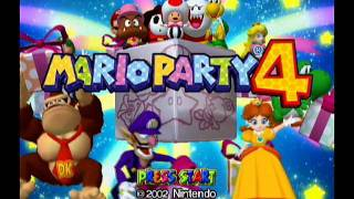 Mario Party 4 - Story Mode - Introduction (Part 1)