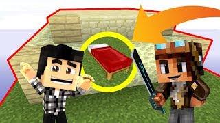 UNE BASE SUPER SÉCURISÉE PAR DES BÉBÉ LA REVANCHE !   Minecraft Bed Wars