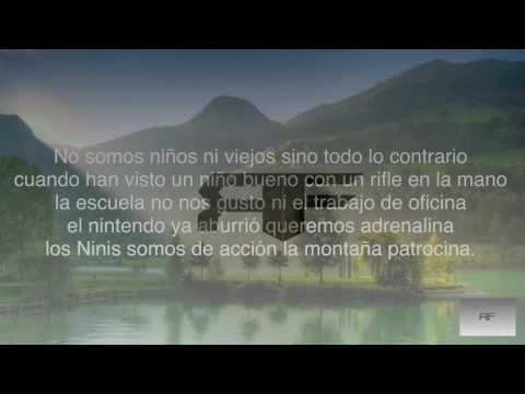 Alta Consigna - Los Ninis Letra (2016)