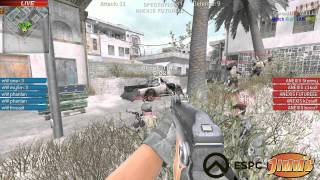 CoD4 ProMod - Solid Legends LAN VoD - wW vs ANEXIS #1