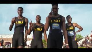 LSU Men's Track & Field: 2016 NCAA Championships Hype Video