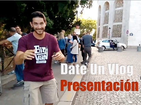 Date Un Vlog  presentacion