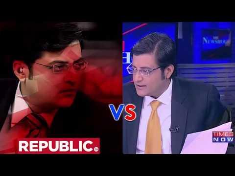 Arnab vs Arnab | You'll Love This Debate