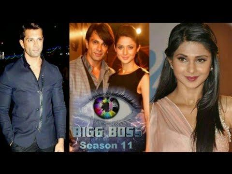 Jennifer Winget (Maya) and Ex husband Karan Singh Grover together in Big Boss season 11 |