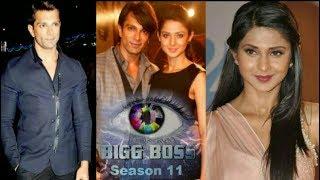 Jennifer Winget (Maya) and Ex husband Karan Singh Grover together in Big Boss season 11  