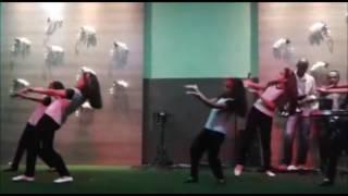 Coreografia TU ES REAL-DJ PV (Part. Fernandinho e Gabriela Rocha)