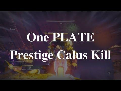 Xxx Mp4 One PLATE Prestige Calus Kill Leviathan Raid Boss 3gp Sex